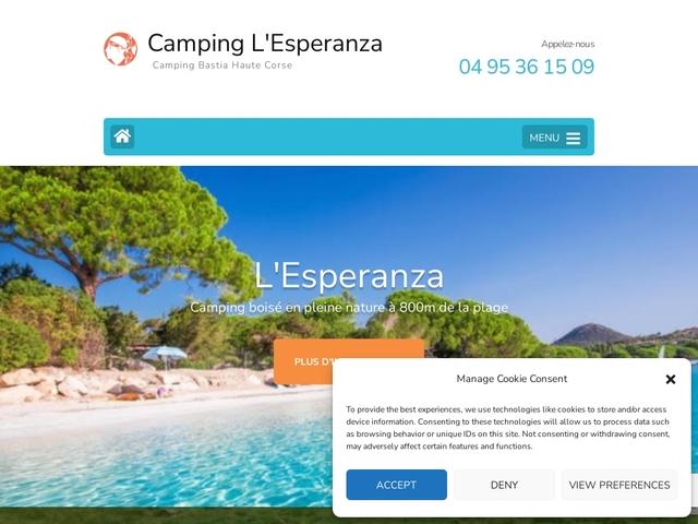 Camping l'Esperanza **
