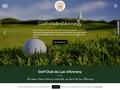 Détails : Golf Talloires Lac d' Annecy