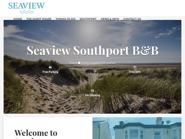 Seaview Guest House - 01704 530874