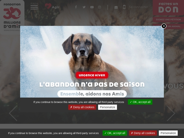 Fondation pour la défense et la protection des animaux