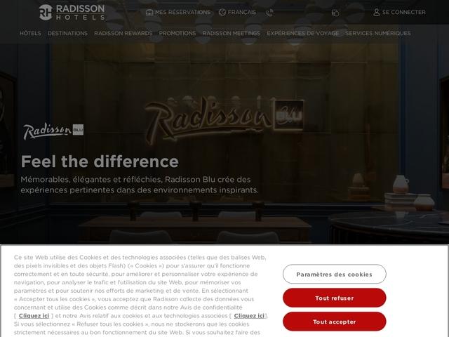 Radisson Blu Hôtel Nice ****
