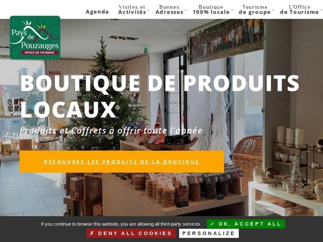 Office de Tourisme du PAYS DE POUZAUGES