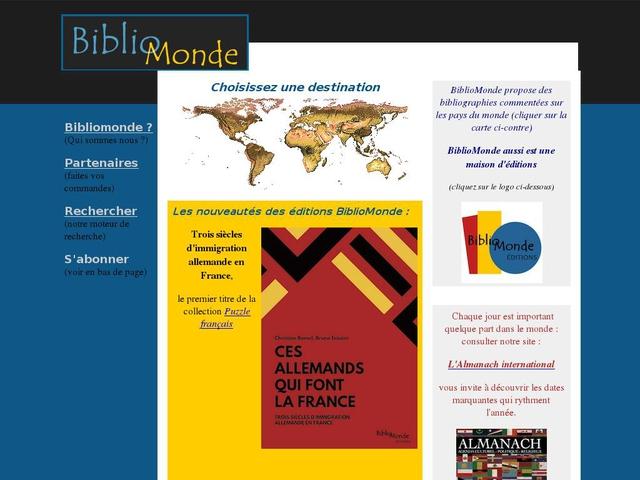 Islande - Biblio Monde