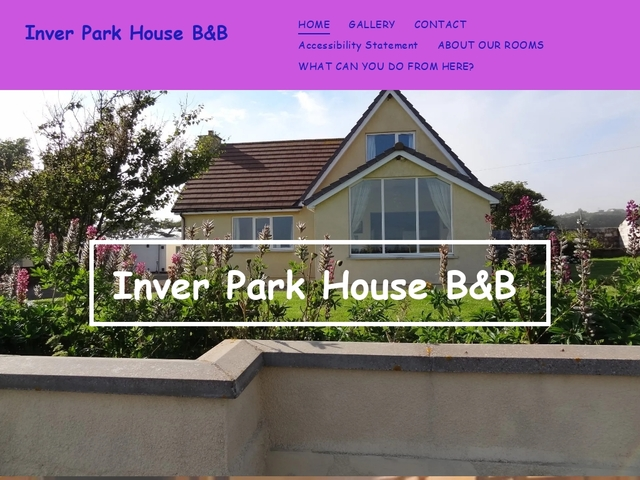 Inver Caravan Park &  B&B - Dunbeath - Caithness - Scotland