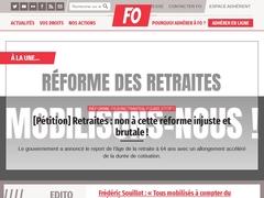 UD FO 25 DOUBS - Force Ouvrière