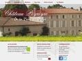 Château Peyreyre, vin de Blaye en Bordelais