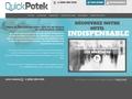 QuickPotek - Robot / Logiciel recherches sur le Registre Foncier du Quebec