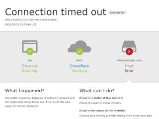 Zombazar : Le site de jeux 100% Zombies