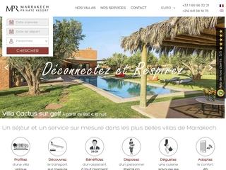 Locations de maisons à Marrakech