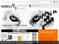 Husky France : aspiration centralisée