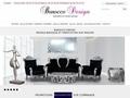 Barocco Design : buffets, consoles, têtes de lit, fauteils et commodes baroque