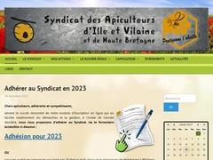 Syndicat des Apiculteurs d'Ille et Vilaine