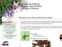 Groupement de Défense Sanitaire des Abeilles d'Ille et Vilaine