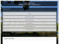 Jardins familiaux de Chantilly