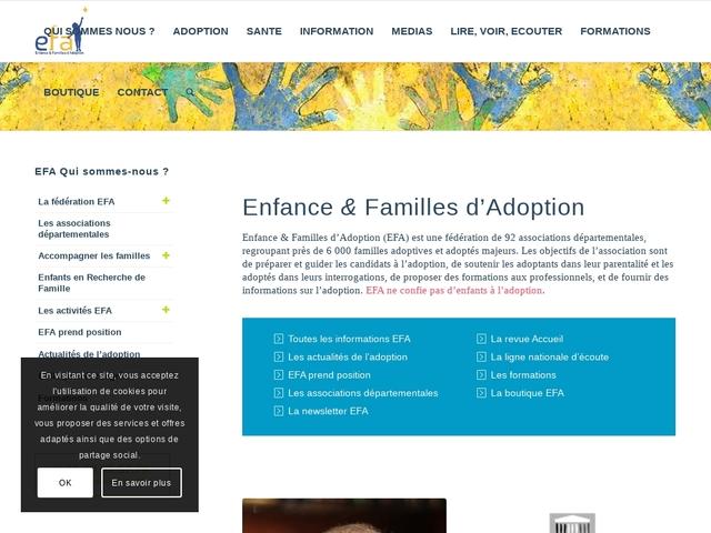 Fédération nationale Enfance et Familles d'Adoption