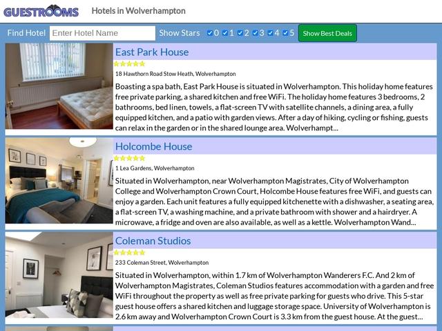 Wayside B & B, Albrighton, Wolverhampton, West Midlands
