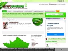 Brocante, vide grenier : agenda et calendrier sur Brocorama (France)