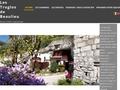 Troglodyte chambres d'hôte de Beaulieu-Lès-Loches Indre-et-Loire