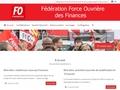 FÉDÉRATION DES FINANCES FO