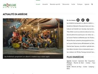 Ardèche : guide des découvertes