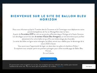 Baptême montgolfière midi-Pyrénées