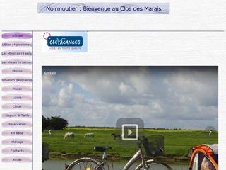 Vacances à Noirmoutier dans une belle maison de pays