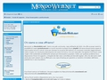 Anteprima del forum http://network.mondoweb.net