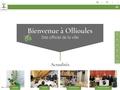 Site Officiel de la Mairie d'Ollioules