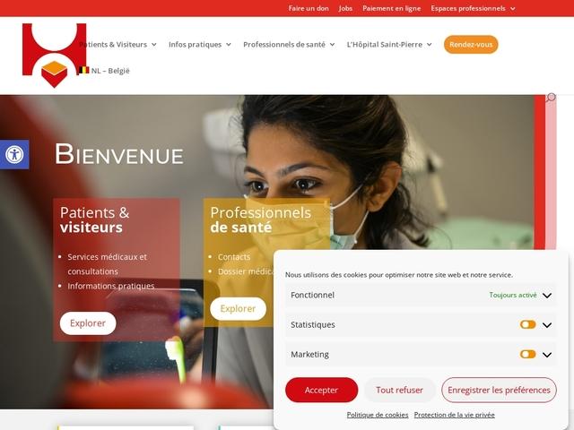 Centre de PMA - Saint-Pierre