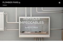 Plombier Paris 9 - Yannick