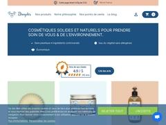 Druydès : shampoing solide zéro déchet