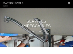 PLOMBIER PARIS 3 - YANNICK