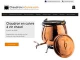 Chaudronencuivre.com