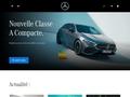 Mercedes-Benz France - Nos modèles - Aperçu des modèles