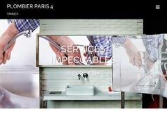 Plombier Paris 4 - Yannick