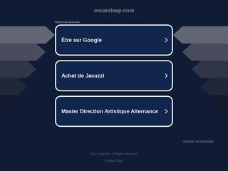 OscarSleep, vente de matelas en ligne
