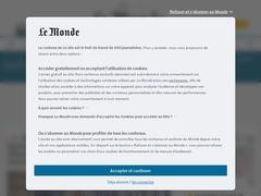 Actualités du jour et en direct sur Le Monde.fr