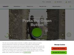 Site Officiel de l'Office du Tourisme de l'île d'Irlande