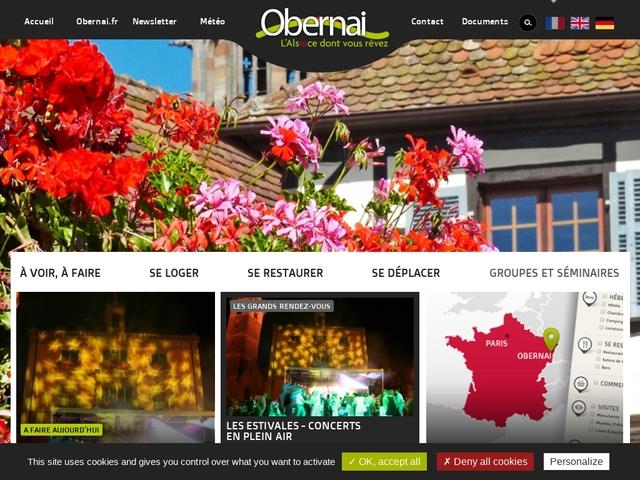 Tourisme Obernai  Site officiel de l'Office du Tourisme