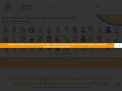 Goodies Peluche Publicitaire Personnalisation