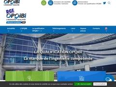 O.P.Q.I.B.I - Certification de l'Ingénierie.