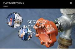 Plombier Paris 5 - Yannick