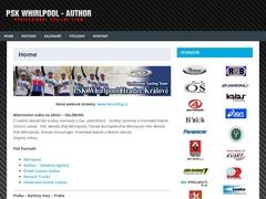 PSK Whirlpool Author