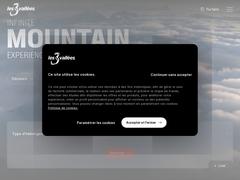 Station de ski Savoie, Les 3 Vallées : Courchevel, La Tania, Méribel, Brides-les-bains, Saint Martin de Belleville, Les Menuires, Val Thorens, Orelle