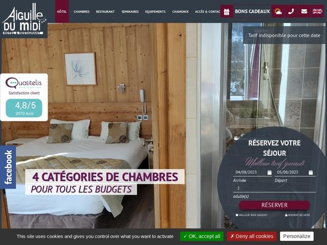 Hôtel Aiguille du Midi ***