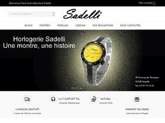 Sadelli: bijouterie horlogerie Marseille