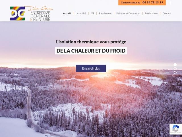 Didier GEROLIN - Entreprise Generale de Peinture - N°48