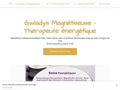 Gwladys Magnétiseuse - Thérapeute énergétique
