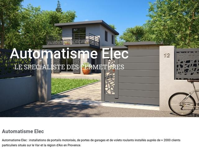 AUTOMATISME ELEC - N°19