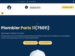 Plombier Paris 11 - Yannick